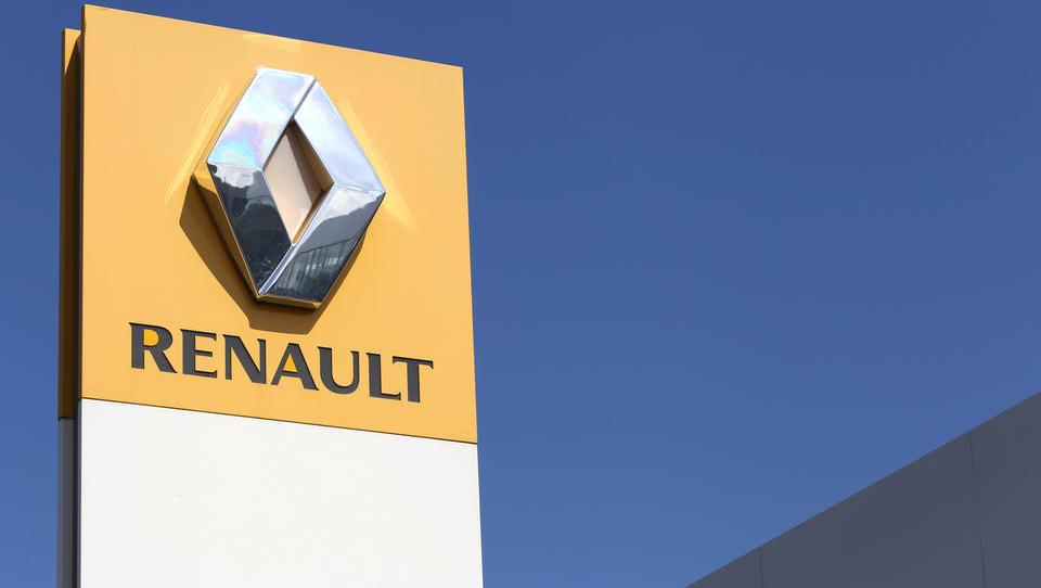 Dobiček Renaulta krepko manjši tudi zaradi Nissana