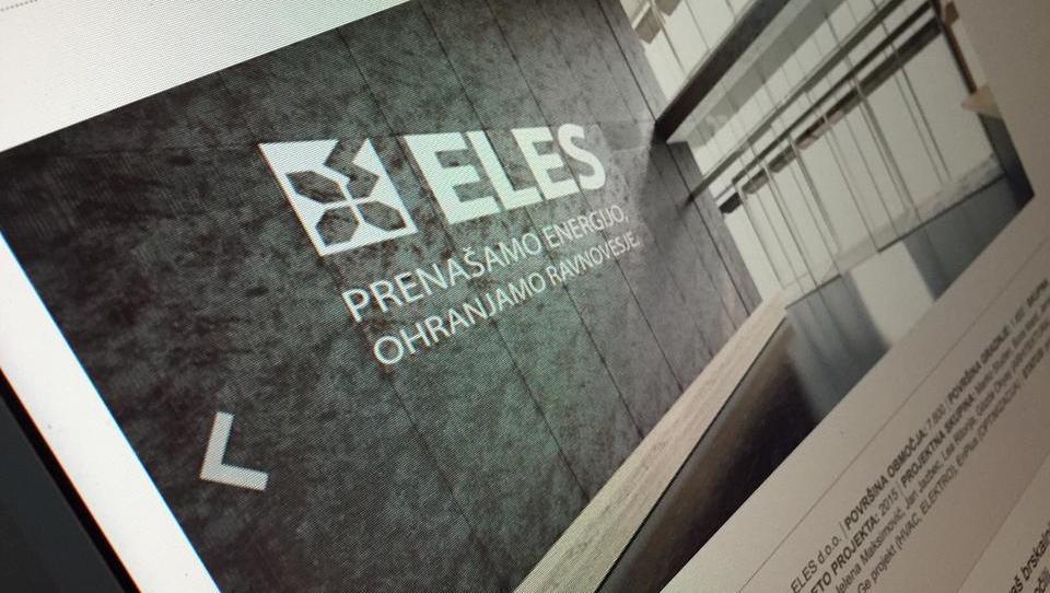 ELES dobil certifikat Zlata bonitetna odličnost
