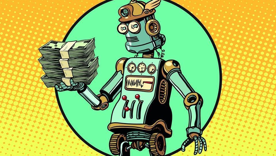 Bančniki, pozor, roboti grozijo vašim službam