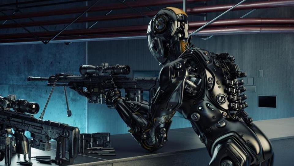 Kaj je nevarnejše od atomske bombe? »Inteligentni« ubijalski roboti!