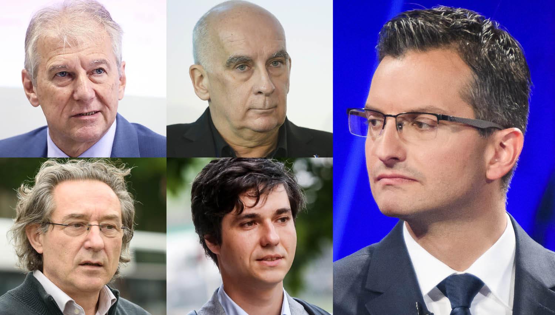 Štiri fronte za Šarčevo vlado