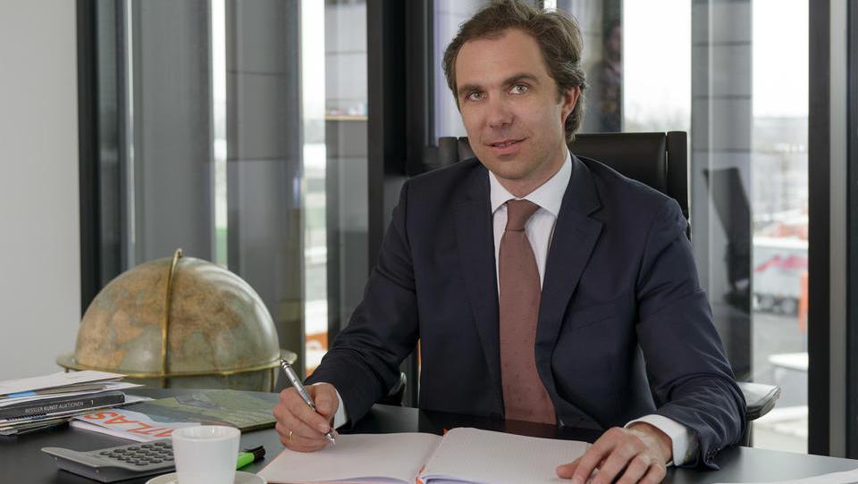 Menjava vodstva v logističnem koncernu Gebrüder Weiss