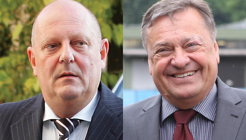 Zakaj padajo primeri proti velikanom, kot sta Miro Senica in Zoran Janković?