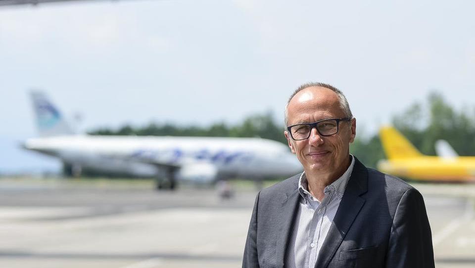 (intervju) Zmago Skobir, Fraport: Vlagatelje želijo privabiti tudi iz Nemčije