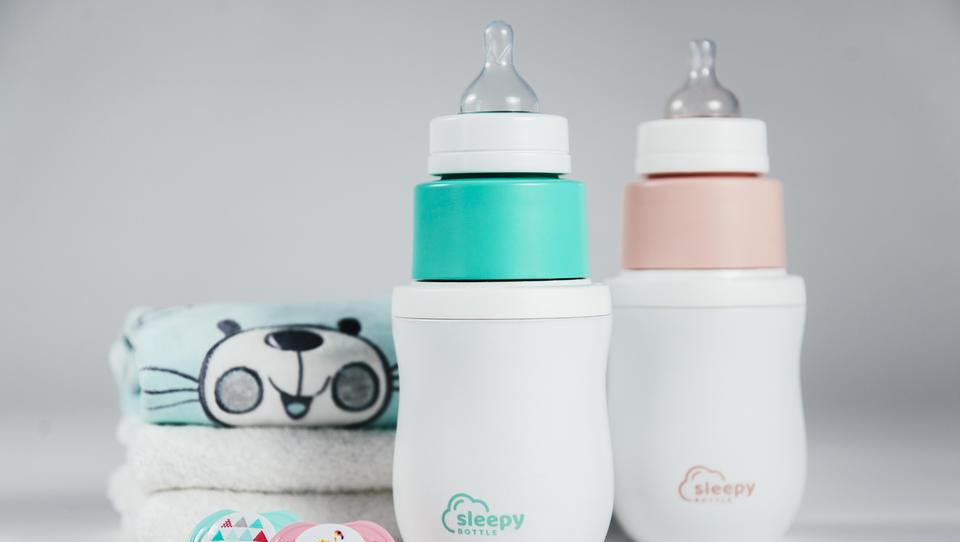 Najpodjetniška ideja: Sleepy Bottle gre v prihodnjih mesecih na trg