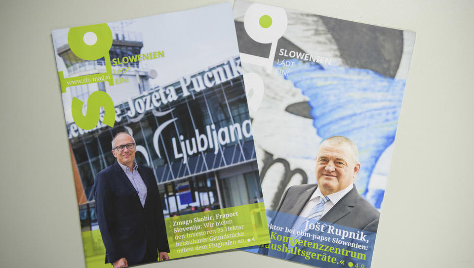 We are preparing the third edition of the magazine in Germany this year