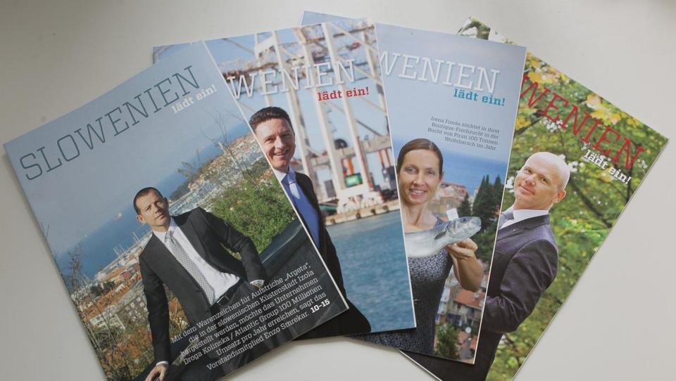 Oktobra v Avstriji nova revija Slovenija vas vabi!