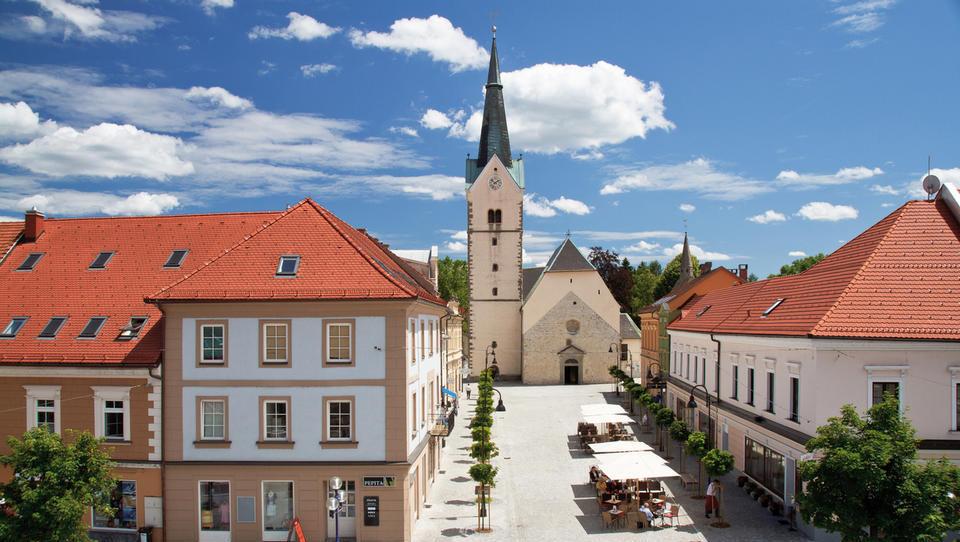 6. mesto: Koroška (12 občin)