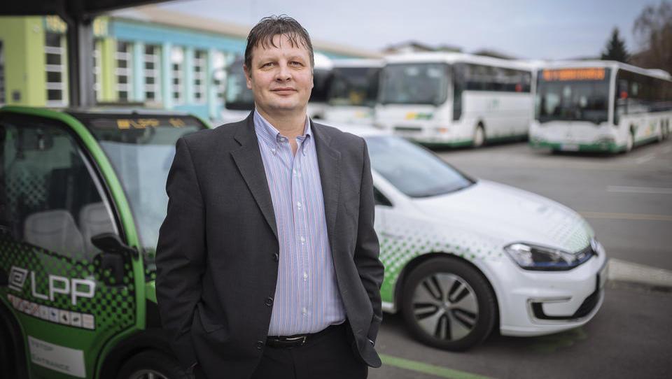 (Intervju) Jošt Šmajdek, LPP: 90 odstotkov potnikov na avtobusih...