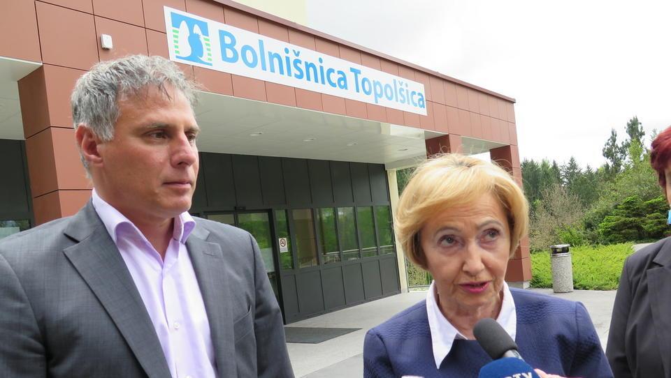 Negativno mnenje računskega sodišča Bolnišnici Topolšica, poslovanje z dobavitelji kar brez pogodb