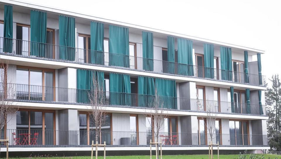 Stanovanjski sklad oddal vsa najemna stanovanja na Brdu v Ljubljani