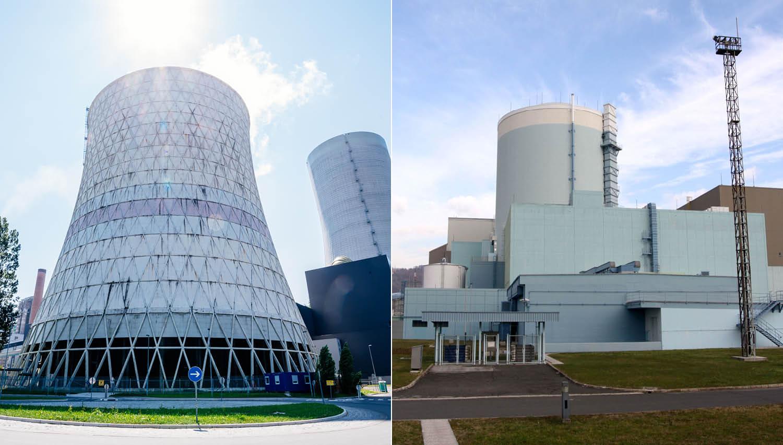 Slovenska energetika v letu 2018: remont v JEK in TEŠ 6