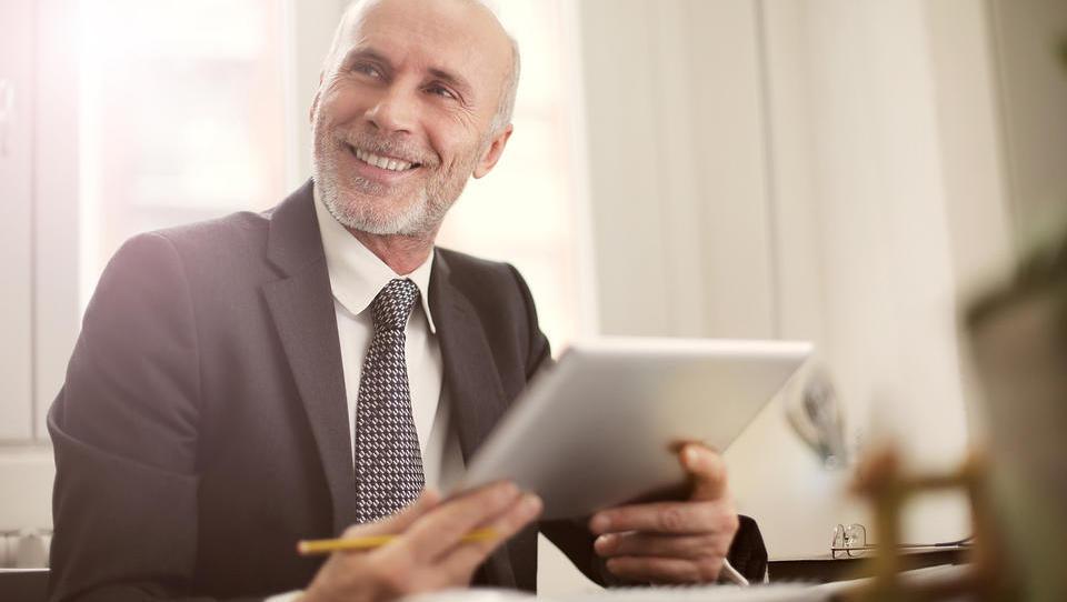 Znate izkoristiti potencial starejših zaposlenih?