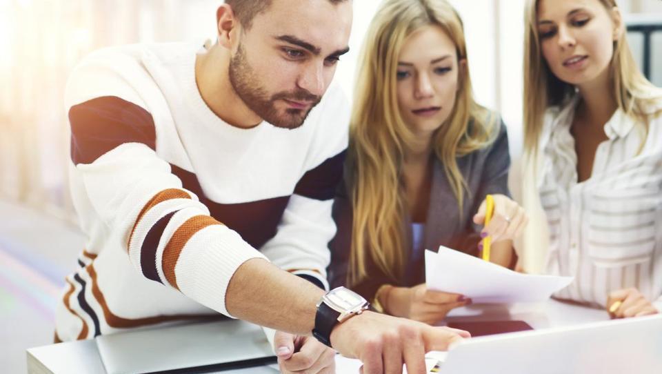 Priložnosti za mlade v EU: pripravništva, prve zaposlitve