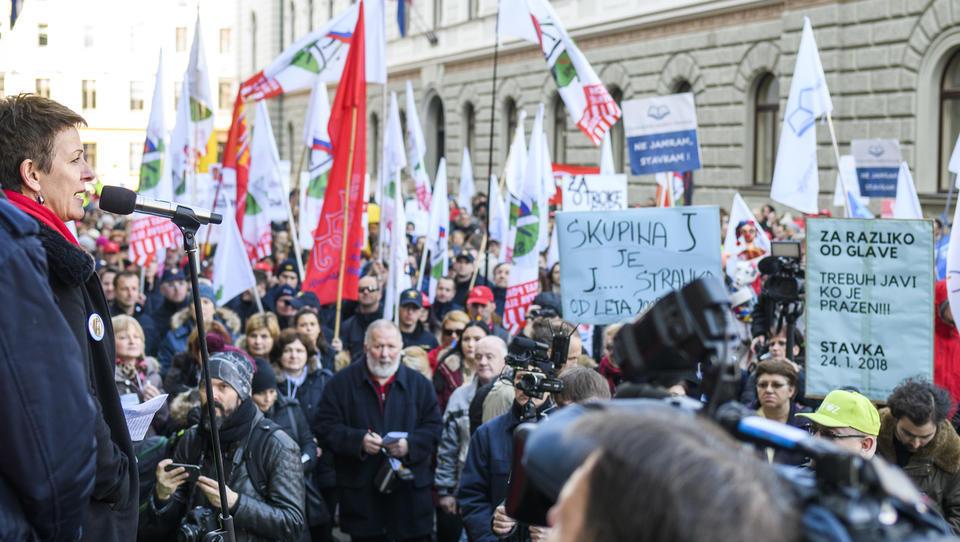 Kako nemočni so bili sindikati v socializmu in kako močni so zdaj?