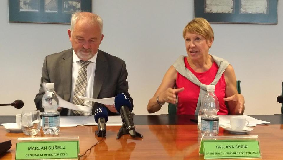 Poziv ZZZS politiki: 35 milijonov evrov bo presežka, takoj jih sprostite za dobro pacientov!