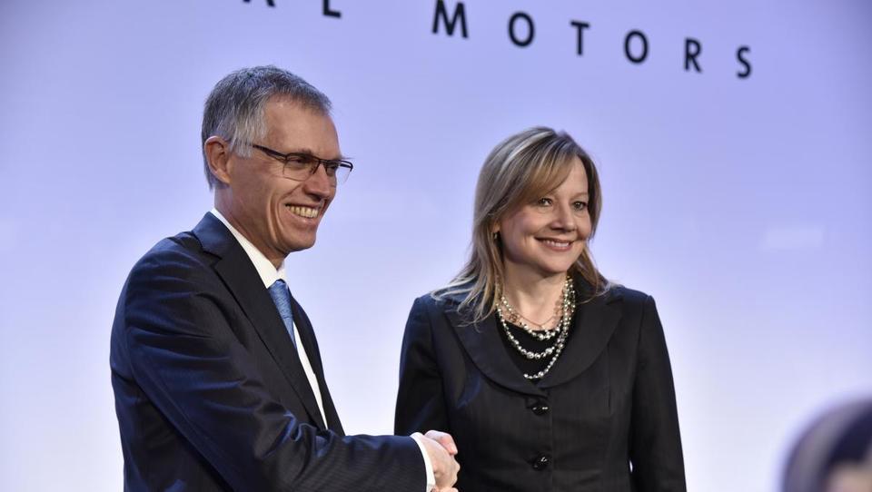 Kako je General Motors Francozom plačal, da so vzeli Opel
