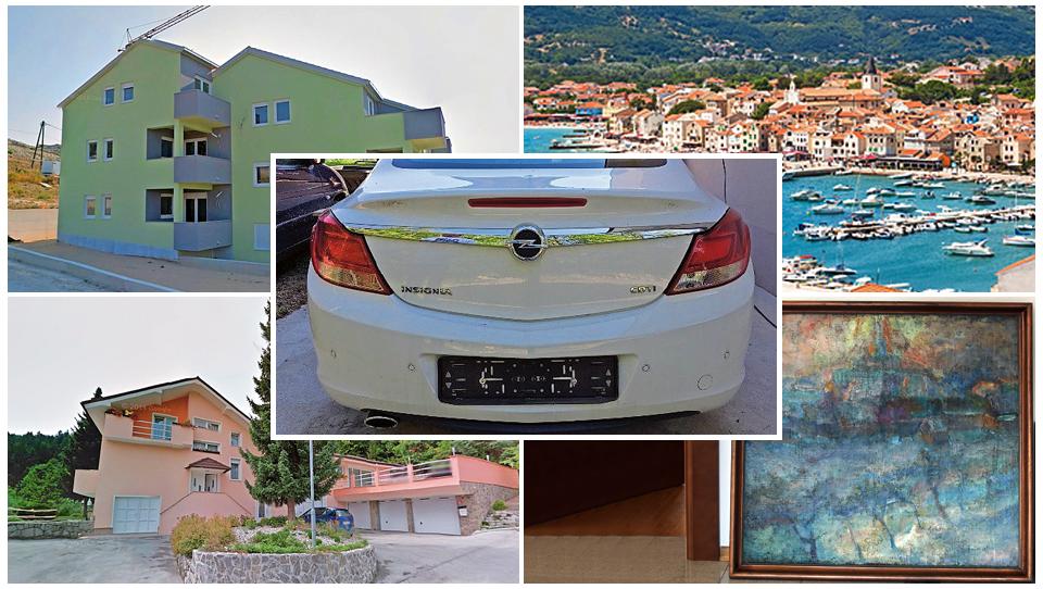 TOP dražbe: apartmaji na Pagu, zemljišče na Krku, hiša v Velenju, umetnine, insignia,…