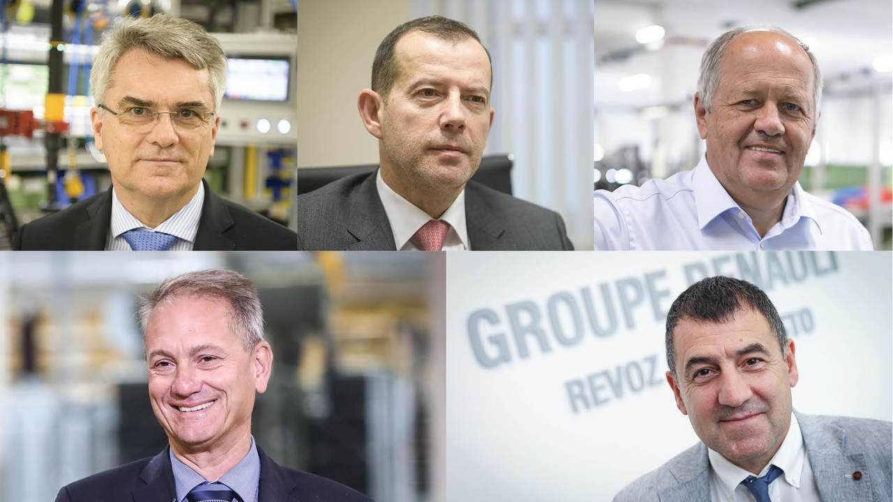 Spoznajte pet finalistov med top slovenskimi izvozniki: kdo bo...