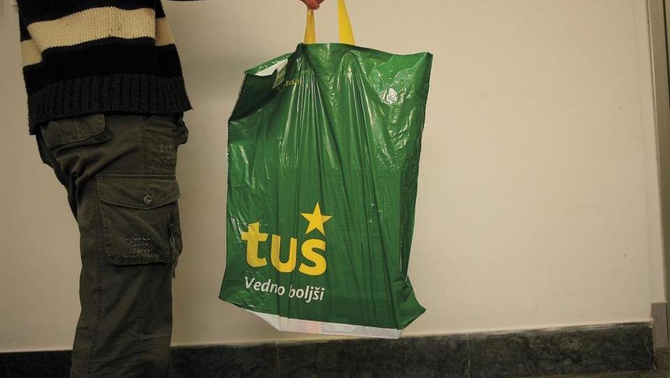 Plastične vrečke ne bodo več zastonj