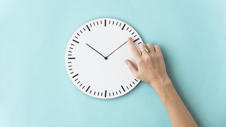 Prenaporni urniki so bedarija. kako poiskati čas zase?