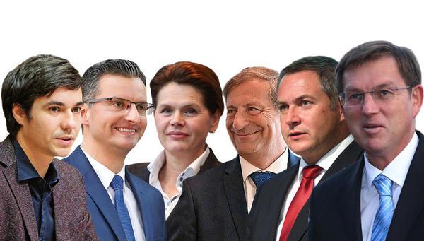 Šarčeva koalicija 5 + 1 – slaba novica za normirane s. p.?