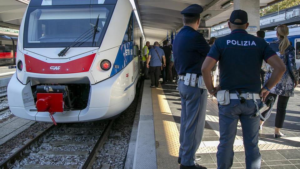 (video) Zakaj po naših tirih vozijo vlaki italijanskih državnih železnic Trenitalia
