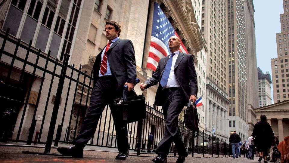 Morgan Stanley in Goldman Sachs občutno povečala dobiček