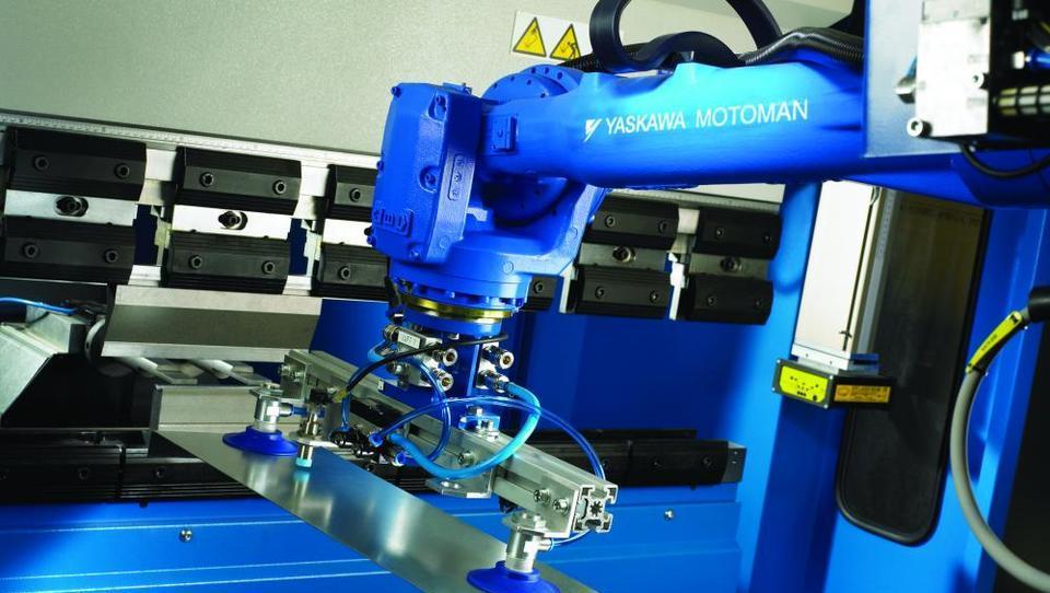 Odlične novice: Japonci bodo robote izdelovali v Sloveniji