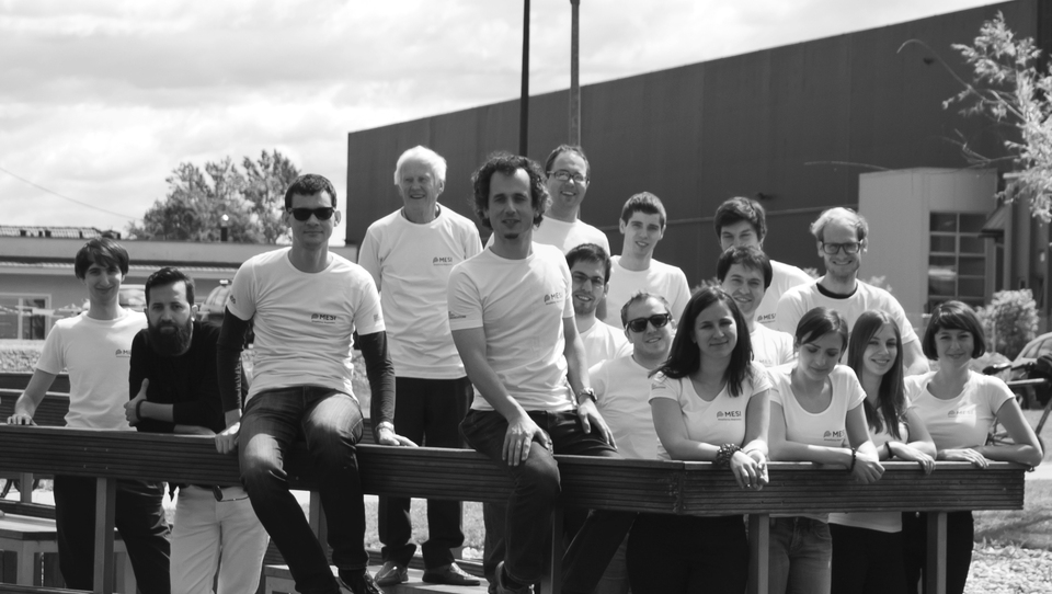 Izjemen uspeh: startup MESI med desetimi finalisti tekmovanja XPRIZE