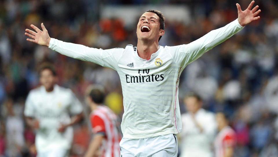 Ko Ronaldo vidi fotelj iz Kamnika, ga cena sploh ne zanima