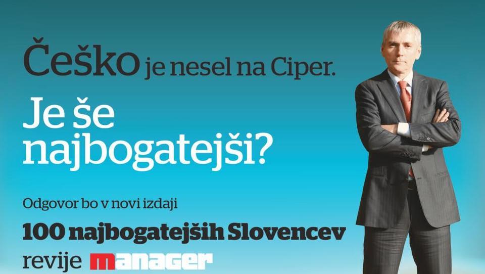 Dan D - kdo so najbogatejši Slovenci 2014