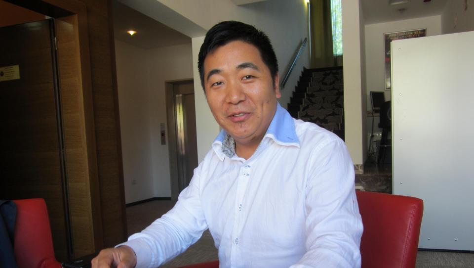 Hao Danny Wu: Za začetek bomo prodali več kot sto Pipistrelovih letal na Kitajsko