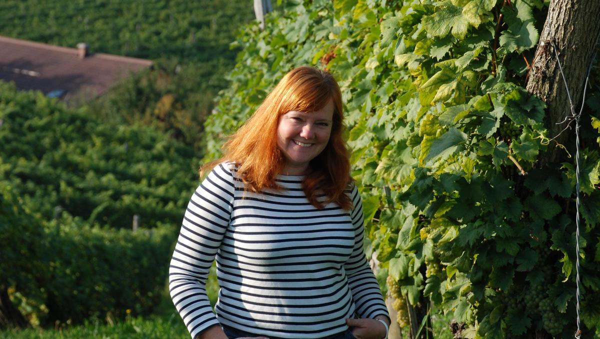 Kolumna Anje Hren: Kako je v angleški vinoteki začela vihrati slovenska zastavica