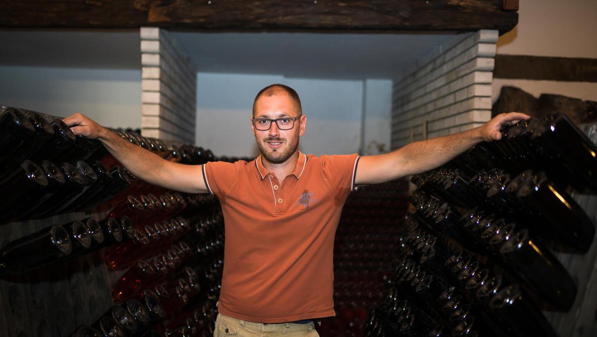 Martin Erzetič - Čarga: Pridelujemo neklasična »sveža« vina s potencialom za zorenje