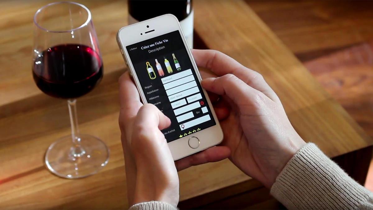 Šest nepogrešljivih aplikacij za vinoljube