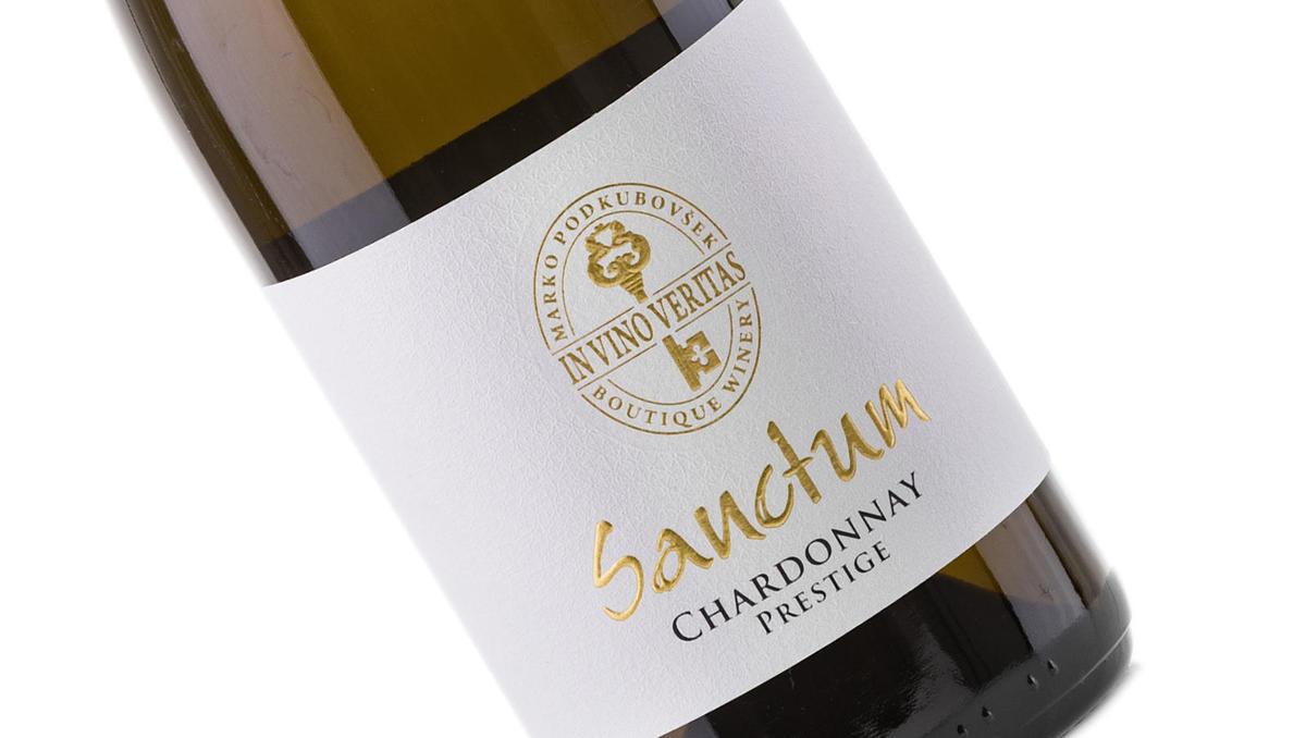 Vino tedna: Chardonnay prestige 2015, Sanctum